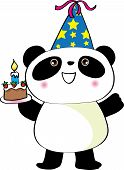 bithday panda