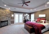 Large Bedroom Interior