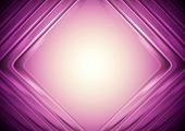 Bright tech abstract background. Vector design