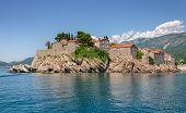Sveti Stefan Island. Montenegro