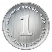 Anti-recessionary Coin