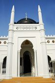 Main Entrance of Alwi Mosque in Kangar