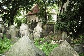 Prague. Old Jewish Cemetery