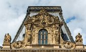 The Louvre Art Museum, Paris