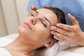 Pleasant Head Massage In Spa