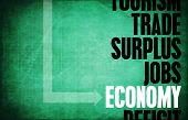 Economy Core Principles as a Concept Abstract