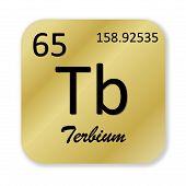 Terbium element