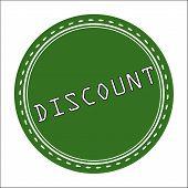Discount Icon, Badge, Label or Sticke