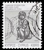 Cyprus stamp 1989