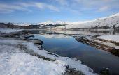 Loch Eil im Winter.