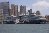 Cruise Ship Oosterdam