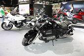 Bangkok - November 28: Honda Motorcycle On Display At The Motor Expo 2014 On November 28, 2014 In Ba
