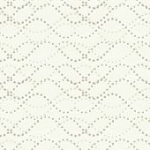 Waves and dots seamless pattern.