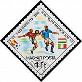 Football Cup In Spain