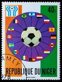 World Football Cup In Argentina 78