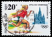 Xxv Olympic Games In Barcelona
