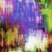 Abstract blank grunge background, old texture with stains and different color patterns: yellow; brown; green; blue; violet