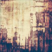 Abstract grunge background of old texture. With different color patterns: gray; blue; purple (violet); brown