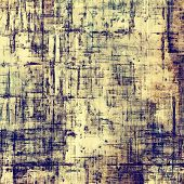 Old abstract grunge background, aged retro texture. With different color patterns: gray; brown; blue
