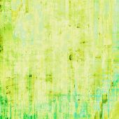 Abstract textured background designed in grunge style. With different color patterns: yellow; green; blue; beige