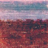 Dirty and weathered old textured background. With different color patterns: purple (violet); brown; blue; pink