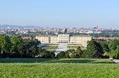 Garden Of Schonbrunn Palace
