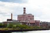 New Power Plant Near Boston