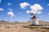 Windmill, Canary Islands