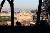Hadrian Mausoleum In Rome