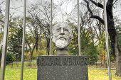 Monument To Dr. Karl Renner - Vienna, Austria