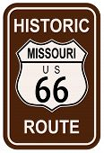 Missouri Historic Route 66