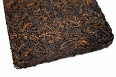 Ripe Black Puerh Brick
