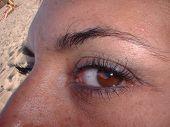 Sus ojos