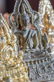picture of buddha  - Buddha statues Face of gold buddha Thailand Asia - JPG