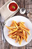 picture of french fries  - french fries - JPG