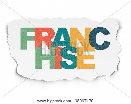 franchise paper