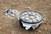 pic of dutch oven  - dutch ovens have been used for centuries - JPG