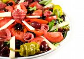 Fresh Antipasto Salad