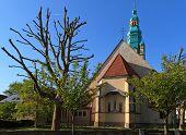 Church In Sassenberg In Germany