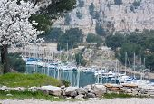 Yacht Boats In Cassis