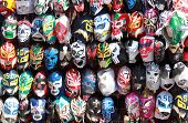 Wrestling Luchador Masks