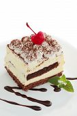 Pastry Tiramisu