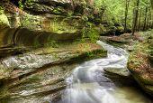 Old Man's Cave Ohio