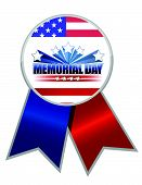 Memorial Day ribbon