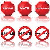 Stop Discrimination