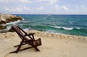 Relaxation Chair With Ocean View