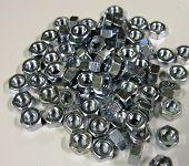 Zinc Coated Nuts