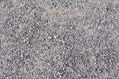 Fine Gravel Texture Background, Stock Photo