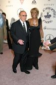 LOS ANGELES - OCT 26:  Clive Davis, Whitney Houston arrives at the Carousel of Hope Ball at Beverly