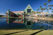 Orlando, Florida - January 15: Swan And Dolphin Hotel Welcomes 8000 Attendees Of Ibm Lotusphere Conf